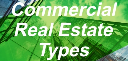 commercial real estate types