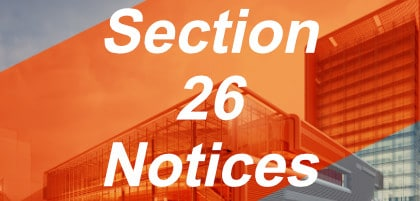 section-26-notices