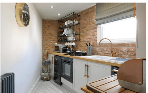 Office conversion to a residential home