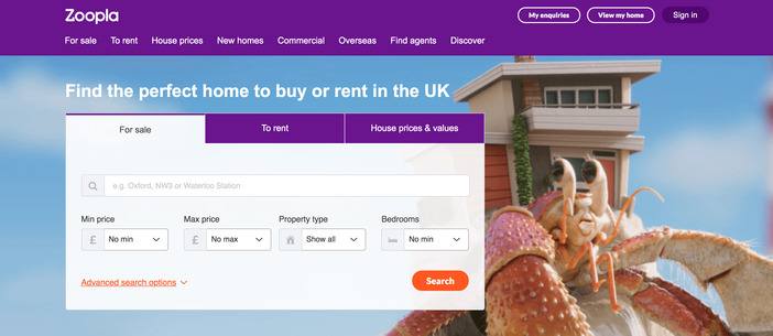 b2b commercial property websites
