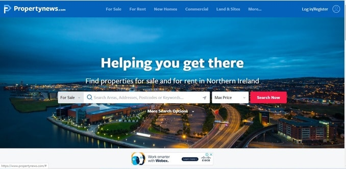 commercial property valuation service called property news