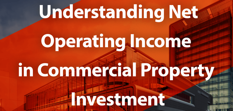 Understanding net operating income in commercial property